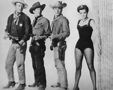 Rio Bravo The Cast
