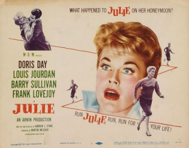 Doris Day as Julie