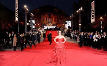 Glittering Bond Premiere