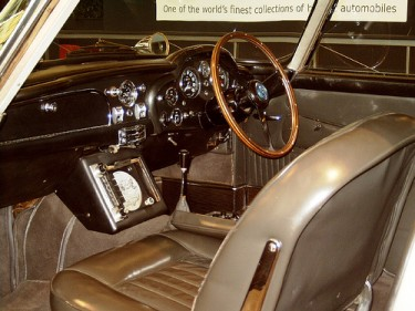 Inside the DB5