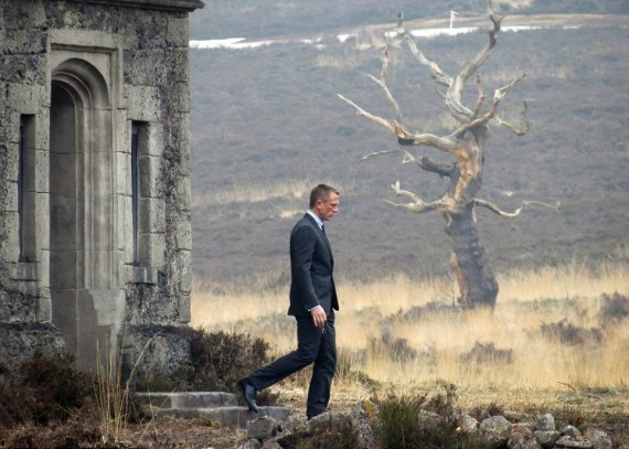 Blog Archive » James Bond at Home in Skyfall