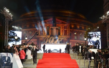 Royal Albert Hall Premiere