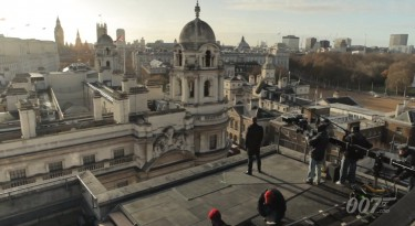 The Rooftops of London
