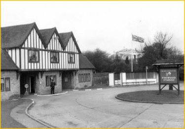 Pinewood Fiulm Studios