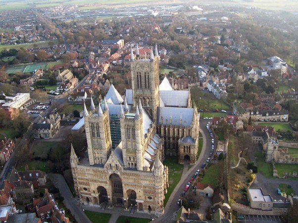 » Blog Archive » Lincoln Cathedral