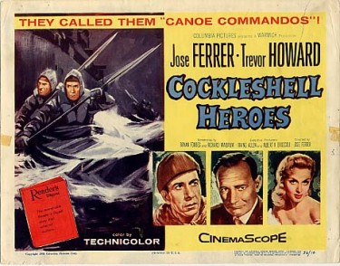Cockleshell Heroes 1955