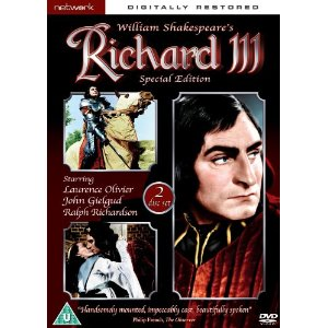 Richard 111 DVD Restored