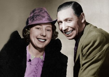 George Formby and Beryl
