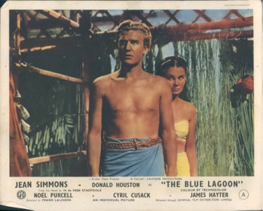 The Blue Lagoon 1950