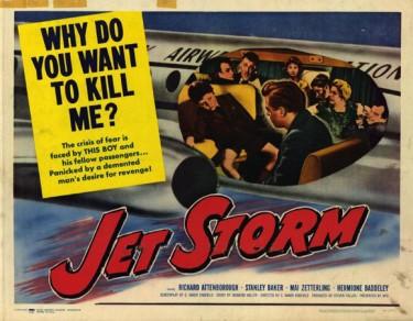 Jet Storm Poster 1959