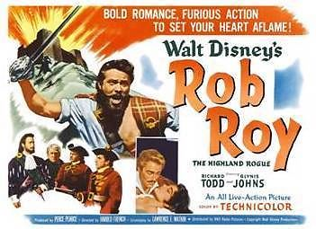 Rob Roy - Disney