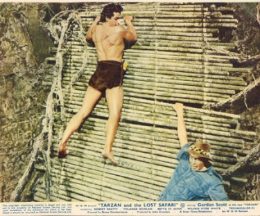 tarzan and the lost safari 1