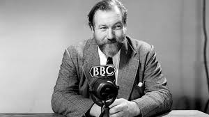 James Robertson Justice at the BBC.
