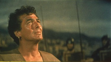 Victor Mature in The Robe 1953