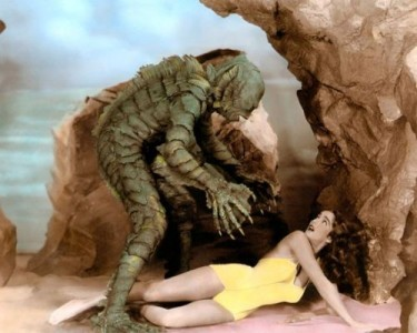 Creature From The Black Lagoon - colour still
