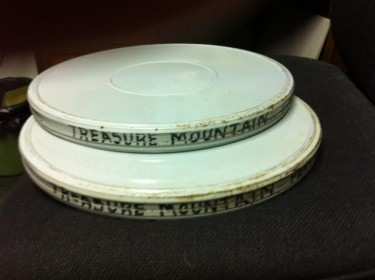 Secret of Treasure Mountain 16 mm film