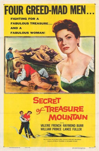 The Secret of Treasure  Mountain 5.