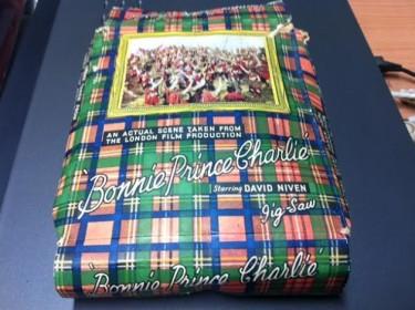 Bonnie Prince Charlie jig saw 1948