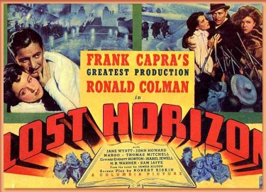 Lost Horizon - Ronald Colman