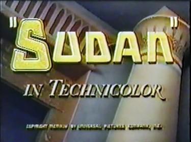 Sudan 1945