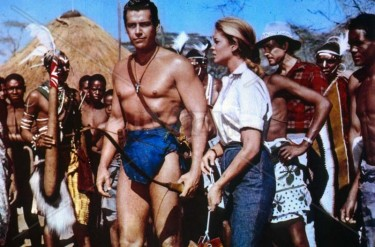 Tarzan The Magnificent Gordon Scott and Betta St.John