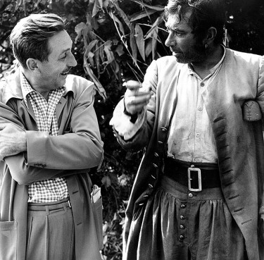 WALTDISNEY AND ROBERT NEWTON