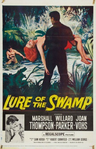 Lure of the Swamp 1957