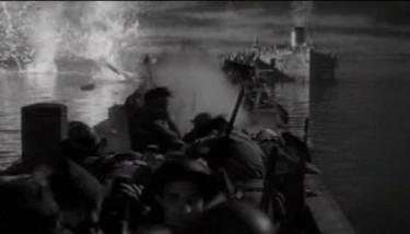 Action Scene - Dunkirk 1958