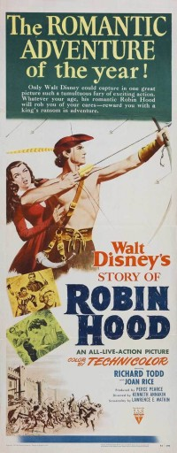 The Story of Robin Hood 1952