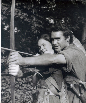 elspeth bryce and richard todd 1952 robin hood