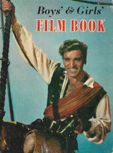 Burt Lancaster The Crimson Pirate
