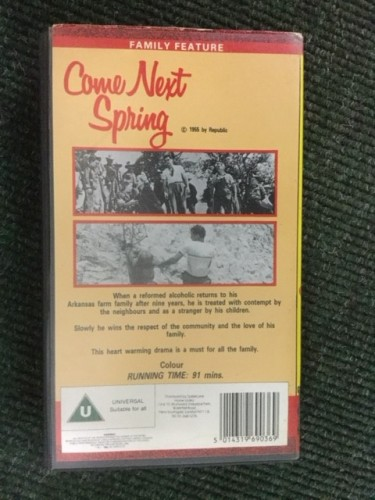 Come Next Spring 1956 Video 2