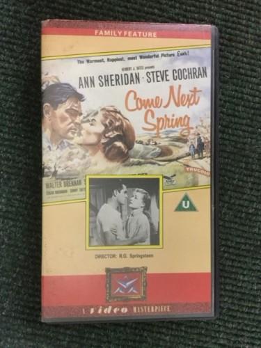 Come Next Spring 1956 Video