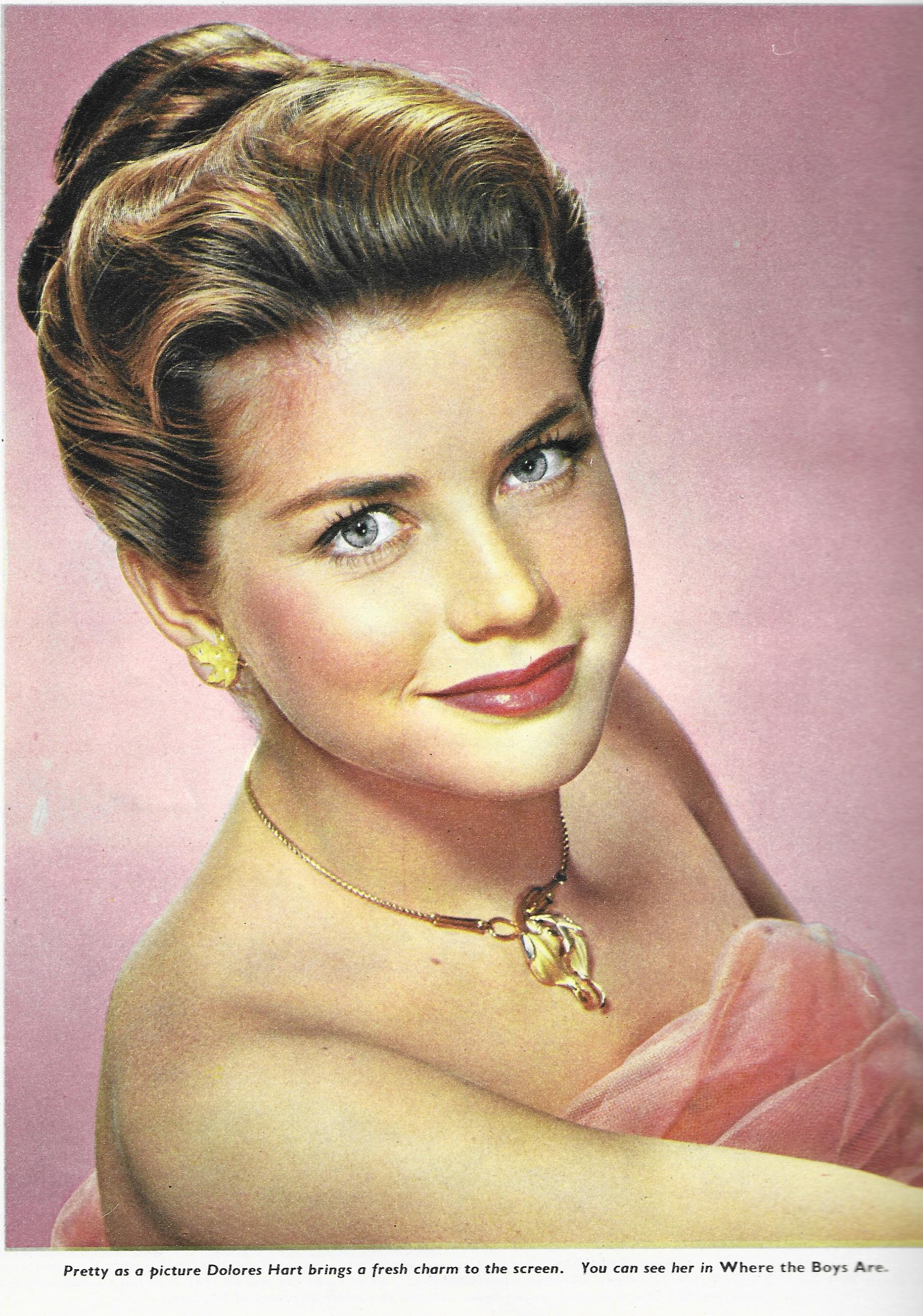 Watch Dolores Hart video