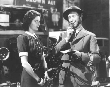 George Formby with Dorothy Hyson