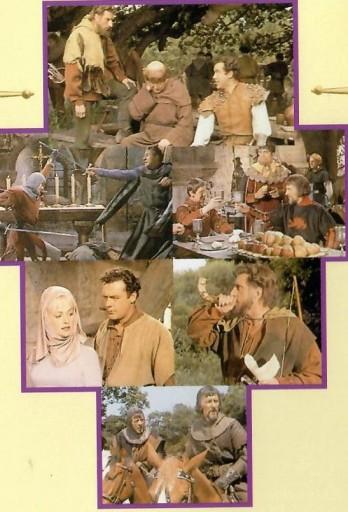 Richard Greene as Robin Hood 2