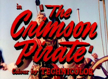 The Crimson Pirate 1952