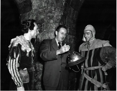 Walt Disney on the Story of Robin Hood Set 1951
