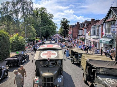 Woodhall Spa - 40's Weekend Summer 2017 4