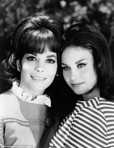Natalie Wood and Lana