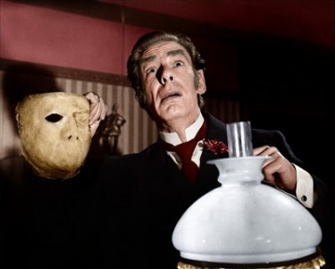 Michael Gough in The Phantom of the Opera