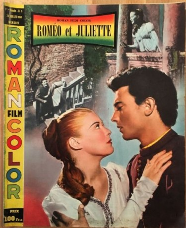 Romeo and Juliet 1954 2
