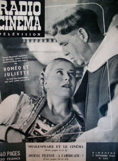 Romeo and Juliet 1954 4