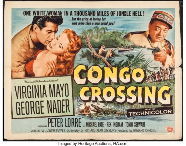 Congo Crossing 1956 2