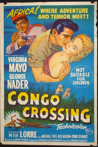 Congo Crossing 1956