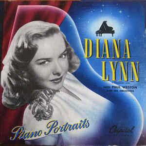 Diana Lynn Piano Recital Recording