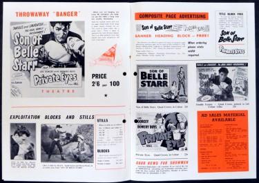 Son of Belle Starr 1953 4