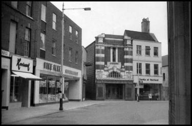 Gaumont Cinema Gainsborough Lincolnshire