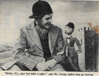 H.L. and Mr Turnip