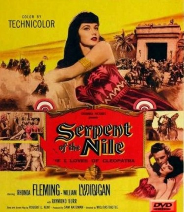 Serpent of the Nile 1953